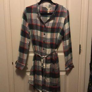 NWT Matilda Jane Coming to Town shirtdress Small